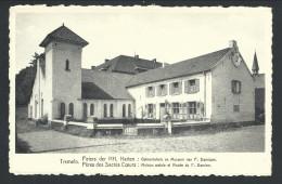 CPA - TREMELO - Pères Des Sacrés Coeurs - Maison Natale Et Musée Du P.Damien - Nels   // - Tremelo