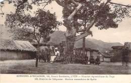 Togo - District De L'Akposso, Station Secondaire De Kpéta, Vicariat Apostolique Du Togo - Togo