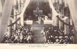 Togo - Lomé Pendant L'homélie, Vicariat Apostolique Du Togo - Togo
