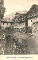 Bardonecchia - Piemont Italia - Una Via Del Borgo Vecchio - Animation - Unclassified