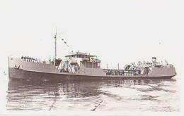 BATEAU Militaire       40       Pétrolier Lac Noir - Tankers