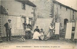 70 - Cordenay - Atelier De Broderie - France