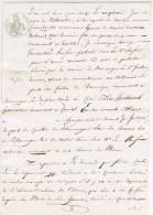 BERINGEN Oud Document 1812 - Beringen