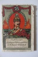 "1888 - 1913      ""25 Jähringen Régierungjübilum Kaiser  Wilhelm II ""        112pages - Alte Bücher"