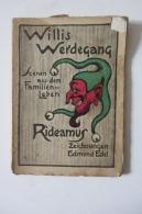 Rideamus Willis Werdegang Illustré 104 Pages - Livres, BD, Revues