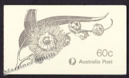 Australia - Australie 1982 Booklet, Yvert  C 801 (I), Definitive, Eucalyptus Flowers  - MNH - 1980-89 Elizabeth II