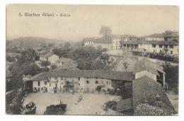 S.MARTINO ALFIERI BRICCO 1918  VIAGGIATA  FP - Asti