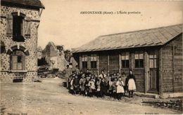 CPA Amifontaine - L'École Provisoire (280143) - France