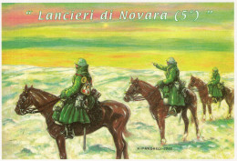 A 4737  -  Militaria Cavalleria - Régiments
