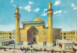 IRAQ - Mausoleum And The Sacred Shrine Of The Imam Ali Najaf Al-Ashraf - Irak