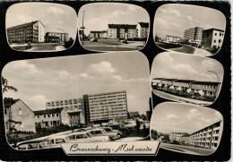 BRAUNSCHWEIG  MELVERODE        (VIAGGIATA) - Germania