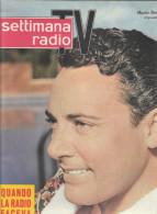 SETTIMANA RADIO TV  -Settimanale D´Informazione - Anno 6    (240510) - Libri, Riviste, Fumetti