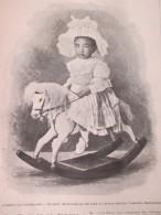 1905 MIKADO  Hiroshito Michinomiya  Fils Du Prince Héritier  Yoshihito Harunomiya + Expedition Antarctique Jean Charcot - Vieux Papiers