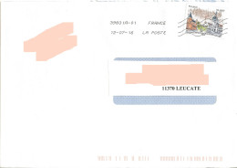 Timbre 0.68€ Fondation De Haguenau Bas Rhin Toshiba 39831A-01 - Monumentos
