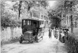 The Bantry Bus  -  Bantry-Killarney (Ireland) - 'Ladies In Distress'  -  CPM - Autobus & Pullman