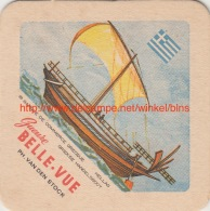 Gueuze Belle-Vue Ph. Van Den Stock - Sous-bocks