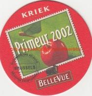BelleVue Kriek Primeur 2002 - Portavasos