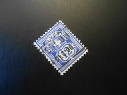 CH ZNr.62B.d. 12C  Kreuz-und Wertziffer 1894 - Kz Ll - Gebraucht