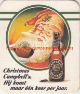 Campbell's Christmas - Sous-bocks