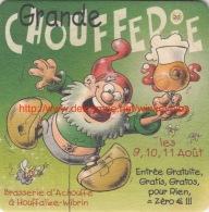 Brasserie D'Achouffe. Grande Choufferie - Beer Mats