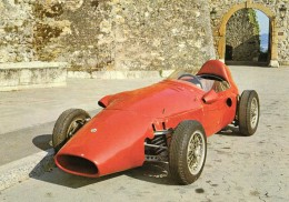 Stanguellini Formule Junior  -  1958  -  CPM - Grand Prix / F1