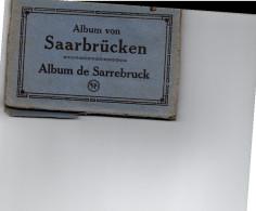 Carnet De 16 CP De Saarbrücken (complet) - Saarbruecken