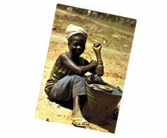 Afrique Burkina Faso - Vendeuse D'eau - Burkina Faso