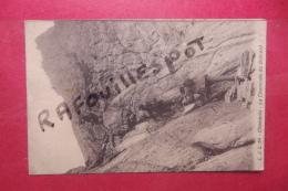 C P Chamonix La Cheminee Du Brevent - Escalade