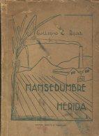 MANSEDUMBRE  HERIDA  GUILLERMO C. ROJAS EDITOR BENITO S PARAVAN 180 PAG ZTU. - Ontwikkeling