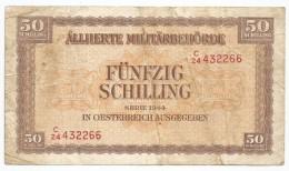 Austria 50 Schilling 1944. - Austria