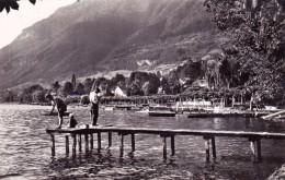74 Veyrier Du Lac. Le Port 20/07/62 - Veyrier