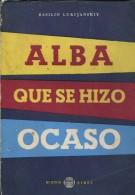 ALBA QUE SE HIZO OCASO BASILIO LUKIJANSKIY  219  PAG ZTU. - Ontwikkeling