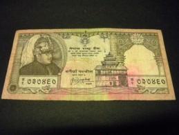 NEPAL 25 Rupees 1997, Pick 41c, NEPAL - Nepal
