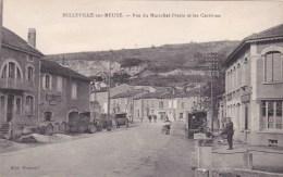 Belleville,rue Du Marechal Pétain Et Les Carrieres - France