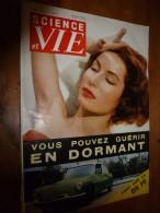 1956 SCIENCE Et VIE N° 463: SOMMAIRE En  2e Photo :DS 19;Langage CORBEAU; Haïti;Bon Café; Bombe H; ASSOUAN; Vaudou..etc - Science