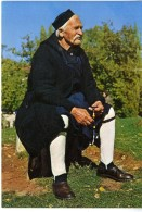 GRECE  COSTUME LOCAUX   METSOVON   -  CPM 1970 / 80 - Grèce