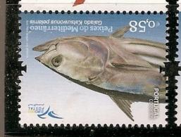 Portugal ** & Mediterranean Fish, Skipjack, Skipjack Tuna 2016 (1) - 1910 - ... Repubblica
