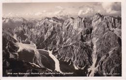 AK Blick Vom Watzmann, Hocheck Auf Hochkalter Und Wimbachtal - Ca. 1935  (23983) - Berchtesgaden