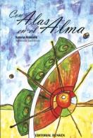 CON AMOR EN EL ALMA VALERIA ALDERETE EDITORIAL DUNKEN 70 PAG ZTU. - Poetry