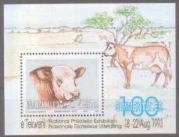 Fauna - Simmentaler Bull - Vaches