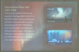 Polar Year 2007-2008 - Année Polaire Internationale