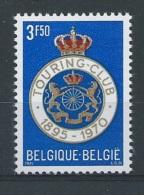België       OBC     1569    (XX)       Postfris. - Unclassified