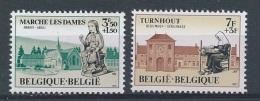 België       OBC     1571 / 1572    (XX)       Postfris. - Unclassified