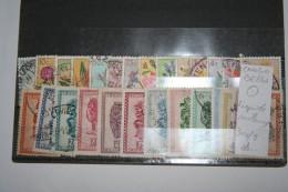 Mélange 314/9 .... Oblitérés - Congo Belge