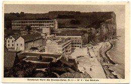 CPA 76 ( Seine Maritime ) - Vue Generale Du Sanatorium Marin Des Grandes Dalles - Frankreich