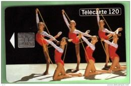 F 511 GSR Equipe *** 120U *** LUXE *** Les Scans Representent La Carte En Vente *** (A5-P20) - 1994
