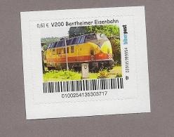 Biberpost - Eisenbahn Train - Diesellok  V200 Der BentheimerEisenbahn - Eisenbahnen