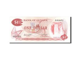 Guyana, 1 Dollar, 1983, KM:21e, Undated, NEUF - Guyana