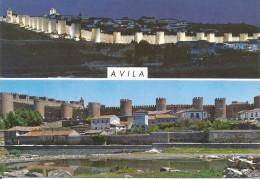 PP105 - POSTAL - AVILA - DETALLES DE LA CIUDAD - Ávila