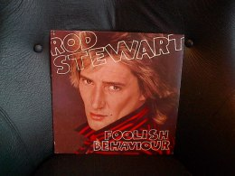 Rod Stewart - Foolish Behaviour (LP) - Rock